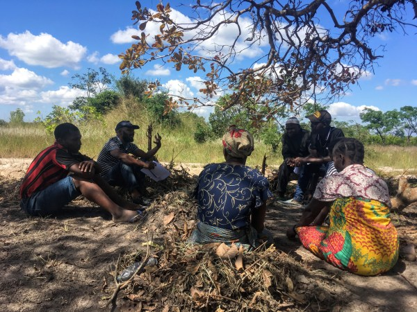 Compromiso comunitario Mozambique