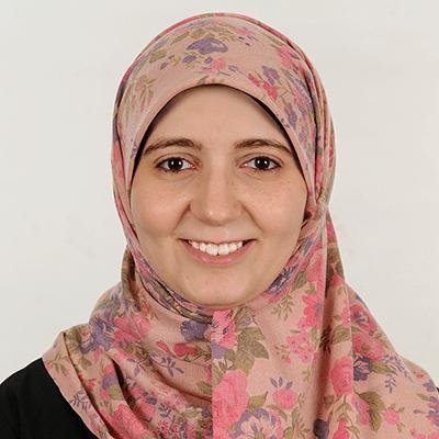 Shaimaa Elhosan, traductora al árabe de Traductores sin Fronteras